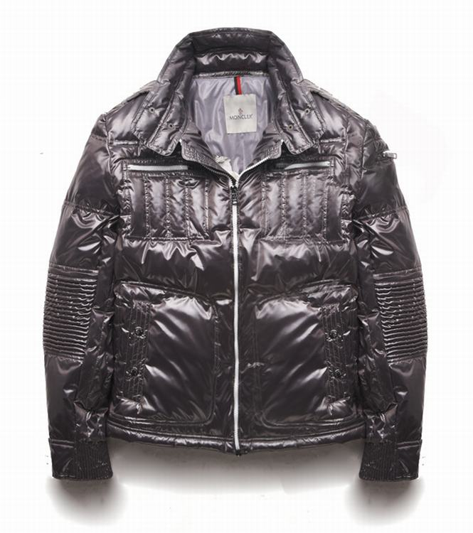 Moncler Bastille Men Coats Brown