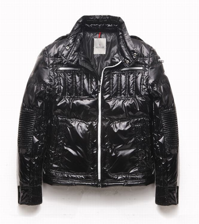 Moncler Bastille Men Coats Dark Brown