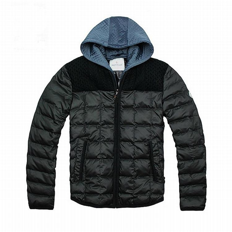 Moncler Cedric Men Coats Dark Green