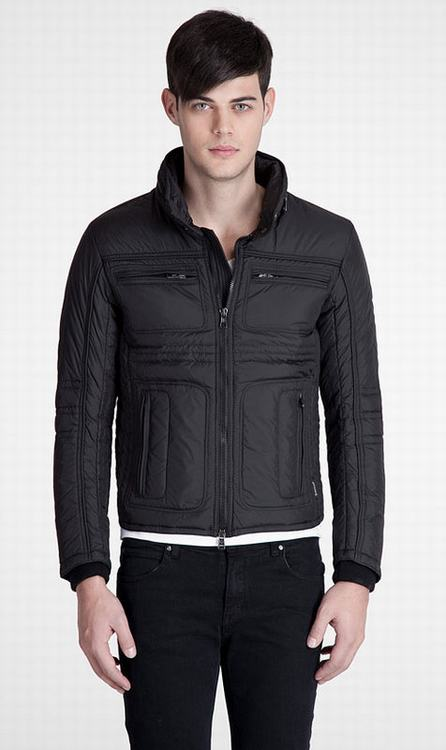 Moncler Cleveland Men Coats Black