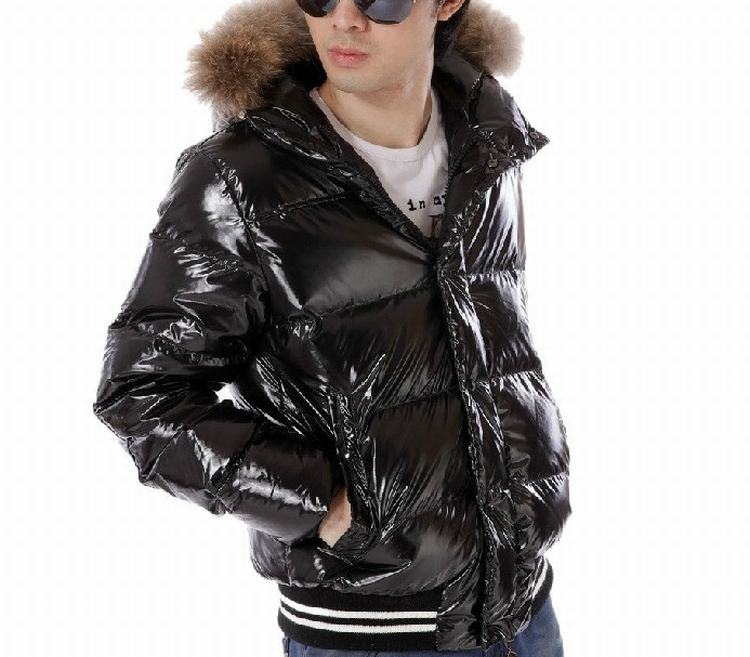 Moncler Damien Men Coats Brown