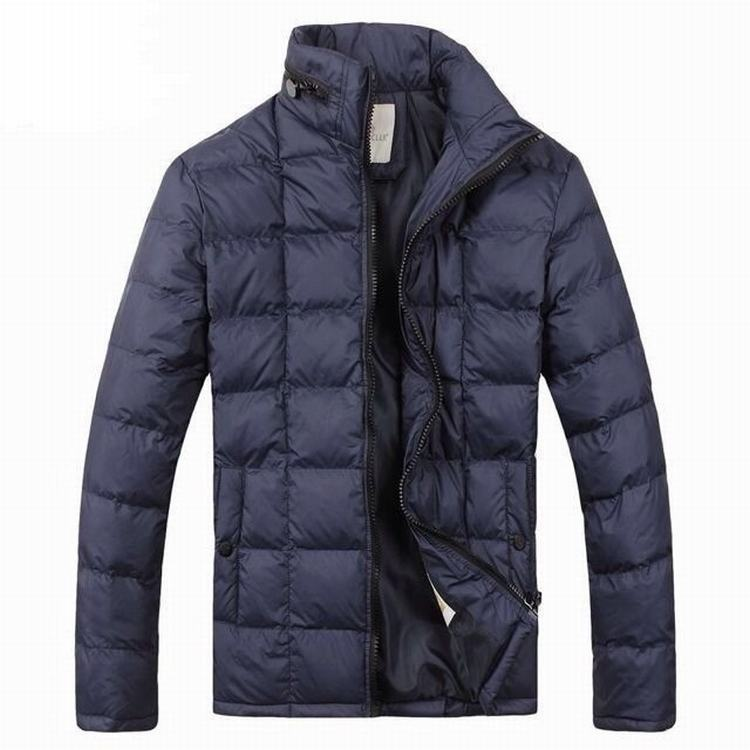 Moncler Gamme Bleu 04 Men Coats Purple