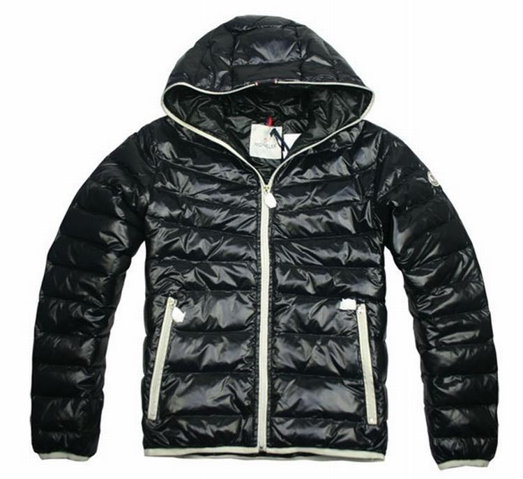 Moncler Jacket M-01 Men Coats Black