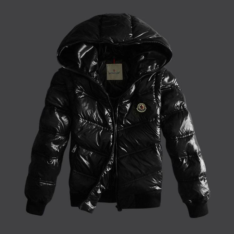 Moncler 2 Men Coats Black