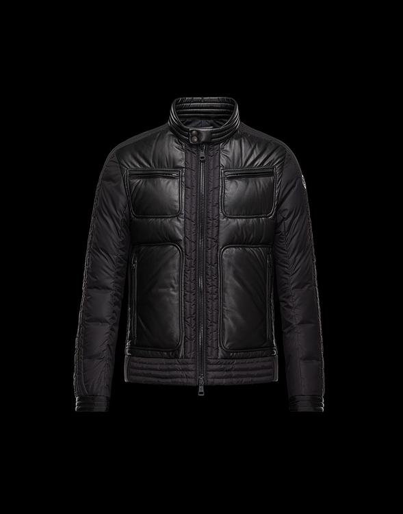 Moncler Allemand Men Coats Black