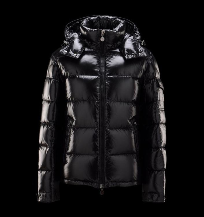 Moncler Maya 2013 Men Coats Black
