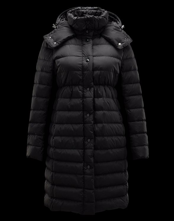 Moncler Adoxa Women Coats Black