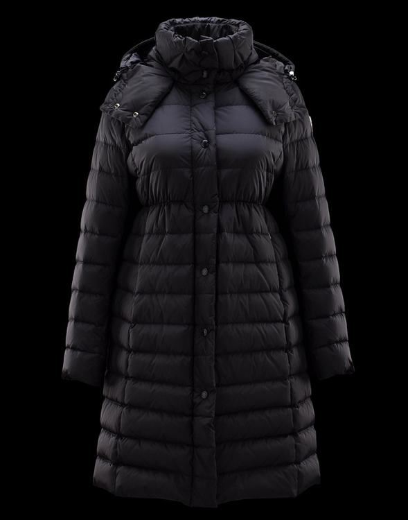 Moncler Adoxa Women Coats Dark Blue