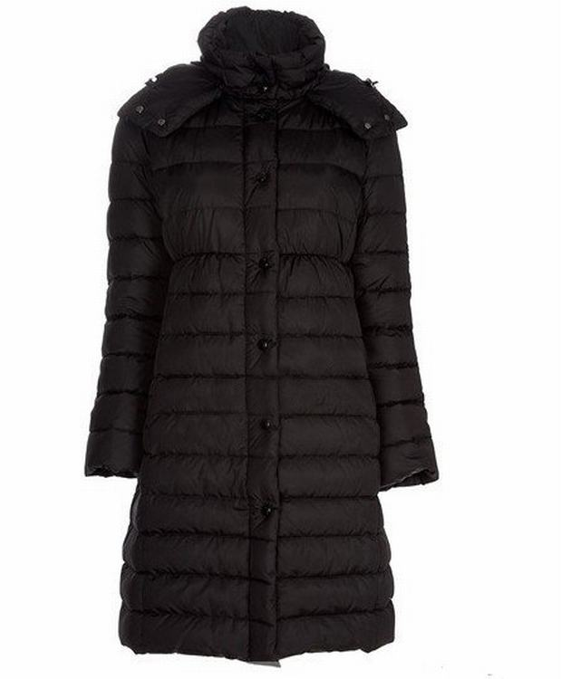 Moncler Adoxa Women Coats Dark Brown