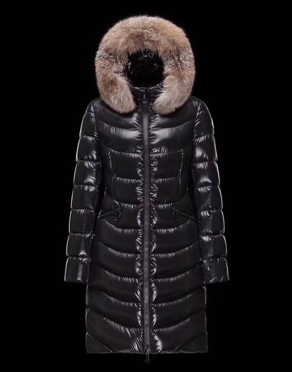 Moncler Aphia Women Coats Black