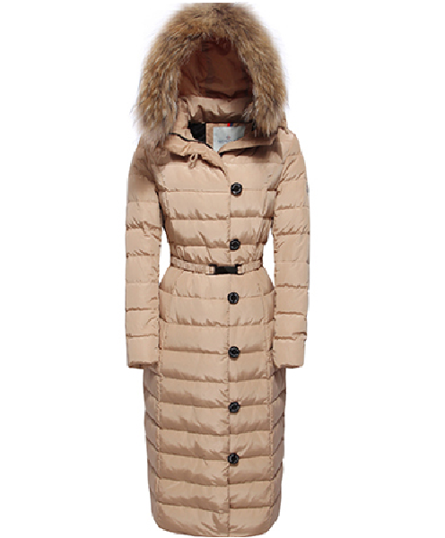 Moncler Gamme Rouge Women Coats Cherry