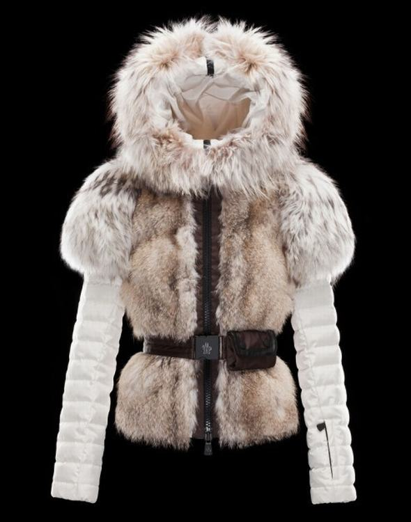 Moncler Grenoble Jager Women Coats Pink