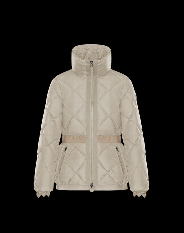 Moncler Mary Women Coats White