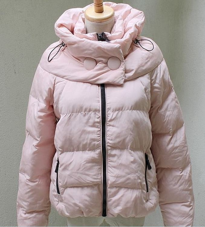 Moncler Mengs Women Coats Cherry