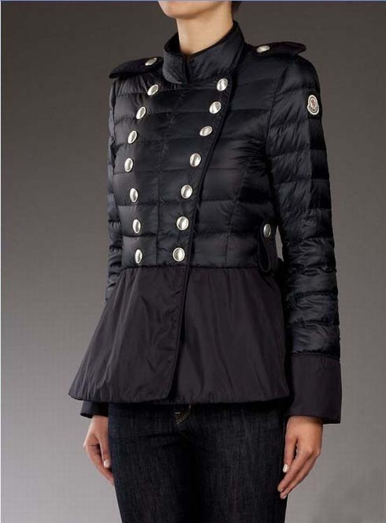Moncler Sumiko Women Coats Black