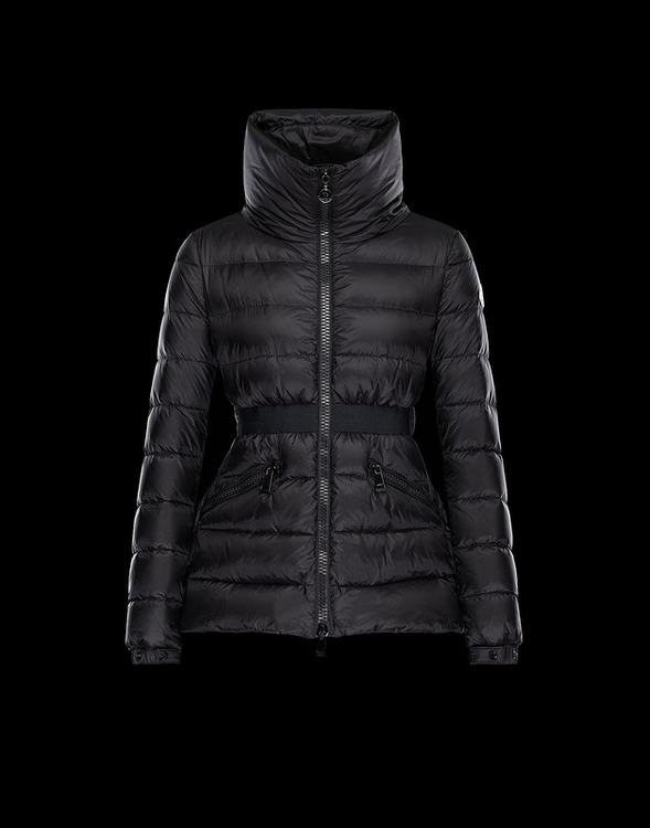 Moncler Talcy Women Coats Black