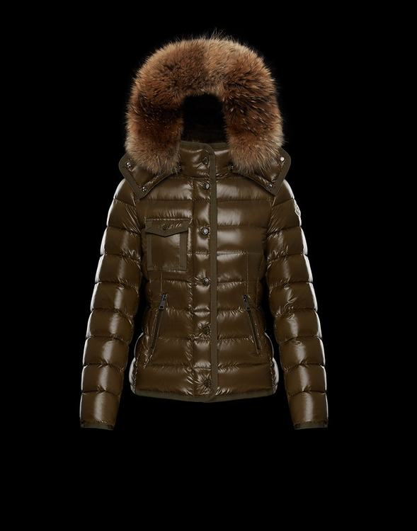 MONCLER ARMOISE Women Brown