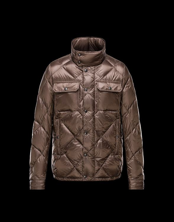 MONCLER BLAISON Men Brown