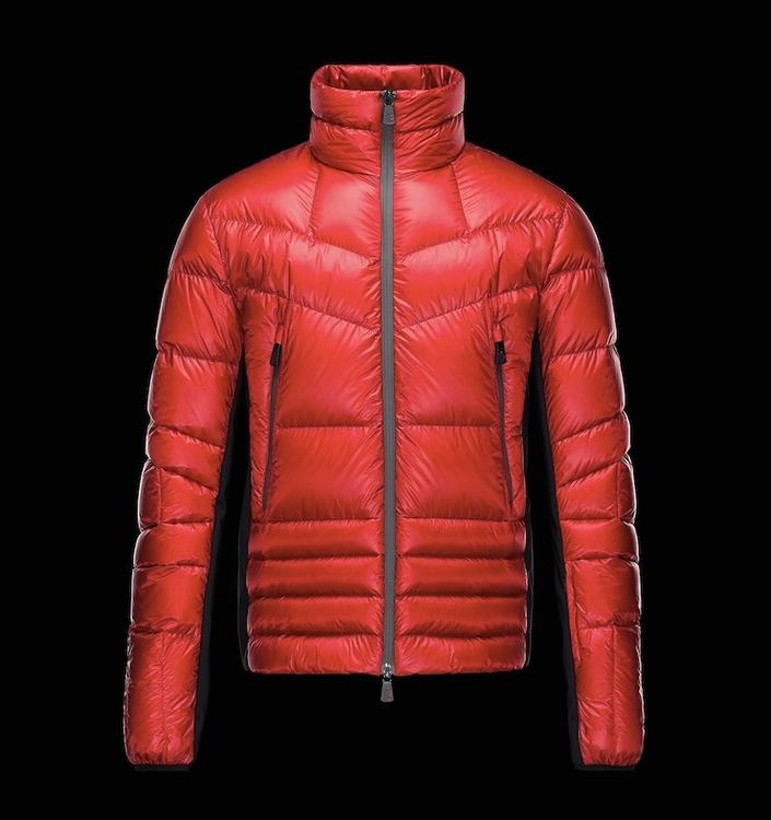 MONCLER GRENOBLE CANMOR Men Red
