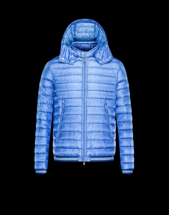 MONCLER VIDAL Men Navy