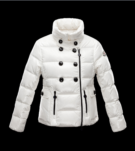 Moncler Enfant Daim Kids Coats White