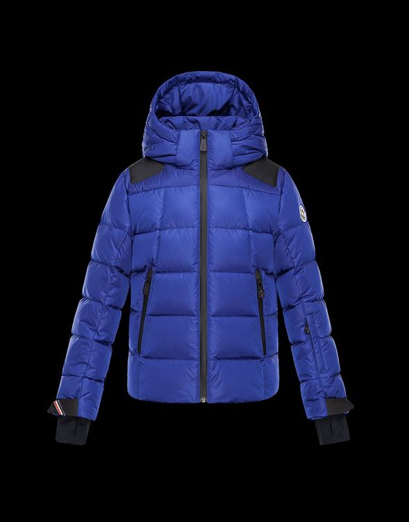 Moncler Enfant Elie Kids Coats Blue