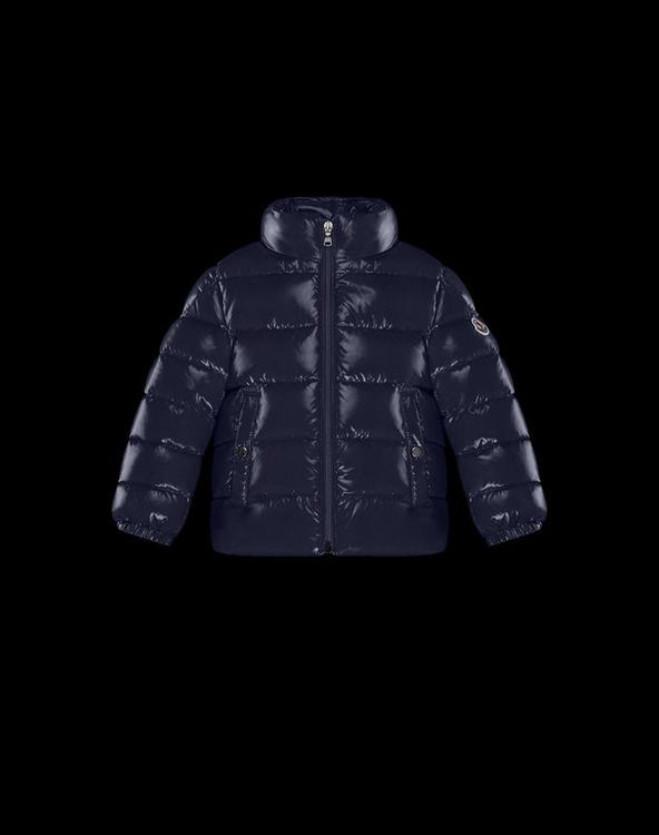 Moncler Enfant Ever Kids Coats Dark Blue