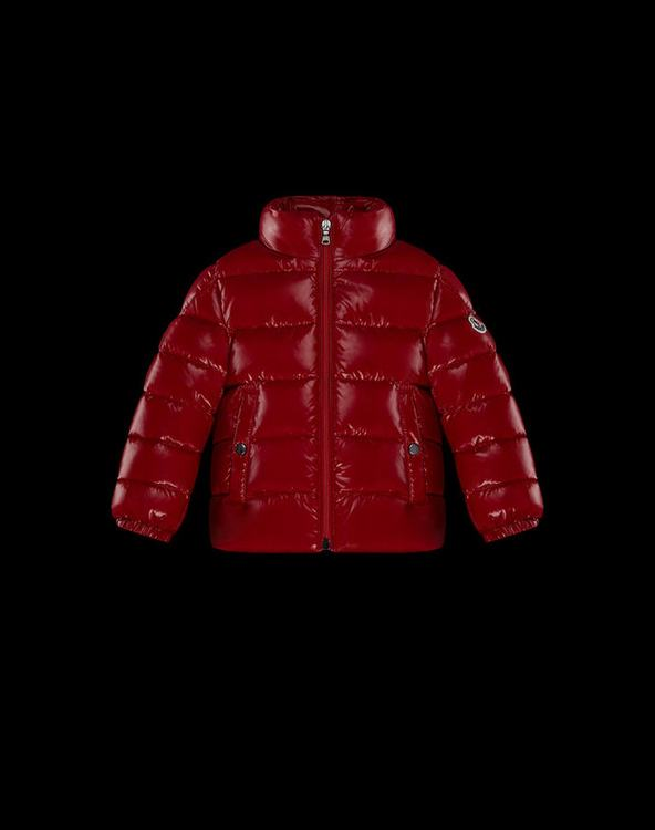 Moncler Enfant Ever Kids Coats Red