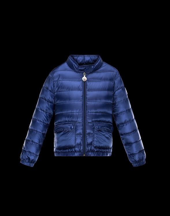 Moncler Enfant Lans Kids Coats Blue