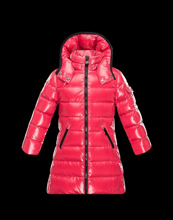 Moncler Enfant Moka 01 Kids Coats Red
