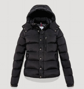 Moncler Arc Men Coats Black